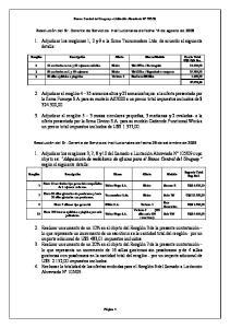 1. Adjudicar los renglones 1, 2 y 9 a la firma Tecnomadera Ltda. de acuerdo al siguiente detalle: