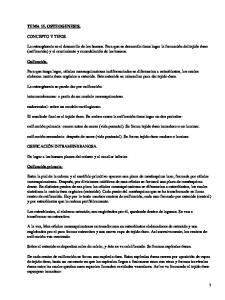 Citología e Histología