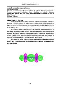 Lección 10 Química Física (Curso )