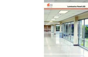 Luminarios Panel LED Tii Technologies Inc. Porta Systems, Ltd. Porta Systems SA. de C.V. Tii Fiber Optics