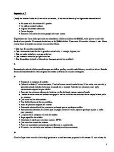 Patologías Infecciosas